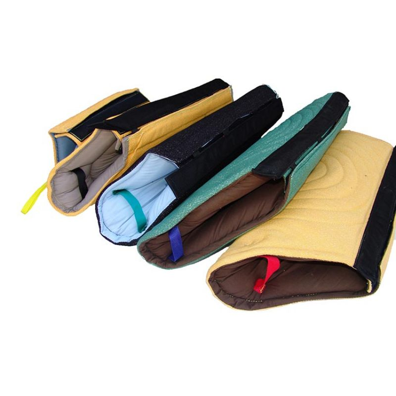 Euro-Joe-Bite-Sleeve-Velcro-Leg-Nylcot-FULL-SET-OF-5